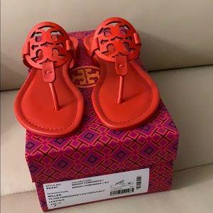 Tory Burch Shoes - New Tory Burch Miller sandals